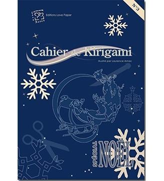 Cahier de kirigami N°3