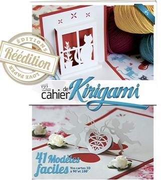 Cahier de kirigami N°2