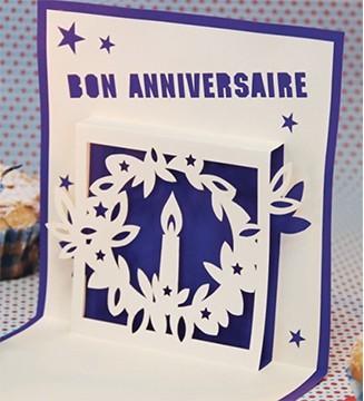 Bon Anniversaire Bougie