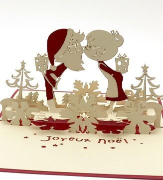 Joyeux Noël Bisous de Noël
