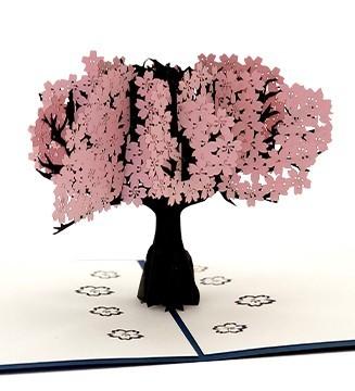 Kirigami le Cerisier
