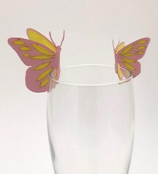 Kirigami Papillons