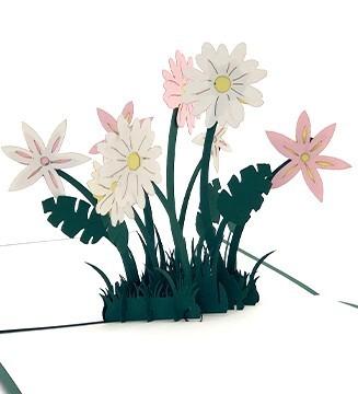 kirigami Fleurs