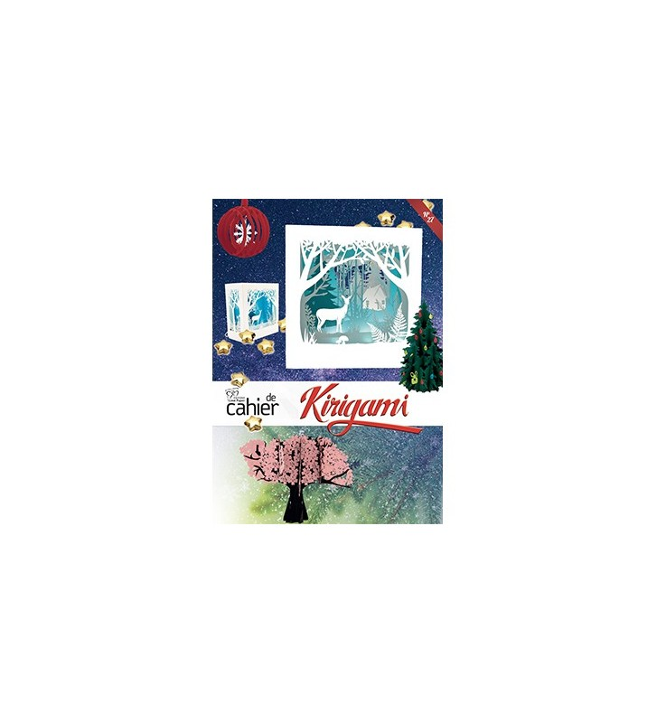 Cahier de kirigami N°27  Editions Love Paper