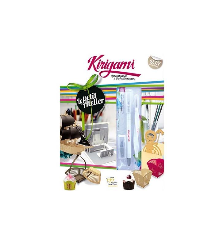 Le petit atelier de kirigami Kit kirigami