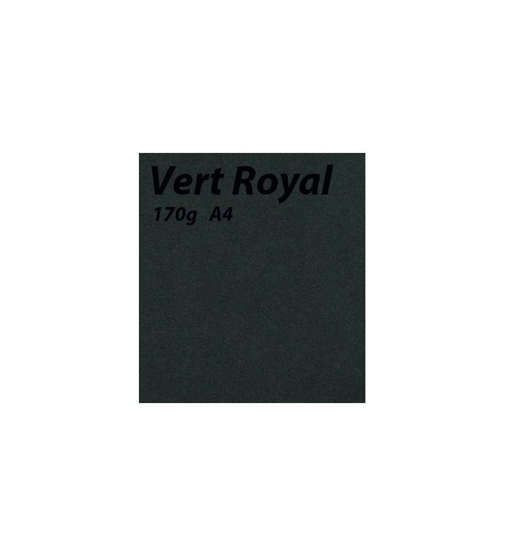 papier Vert Royal A4 170g