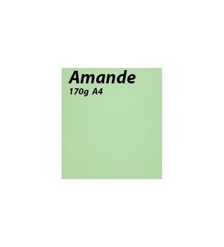 papier Amande A4 170g