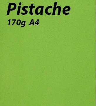 papier Pistache A4 170g