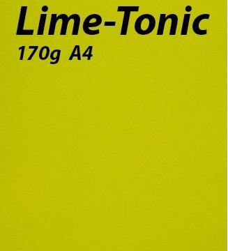 papier Lime-Tonic A4 170g