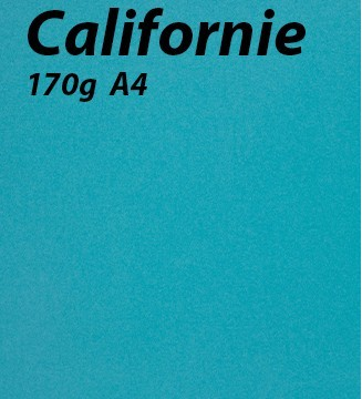 papier Californie A4 170g