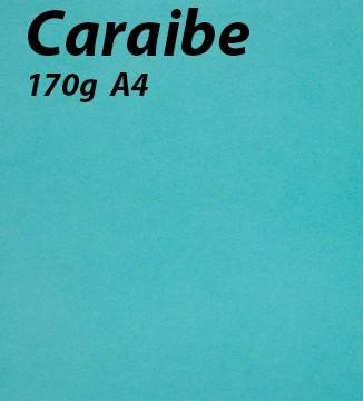 Papier Caraibe A4 170g