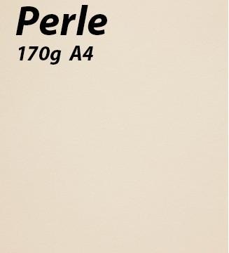 papier Perle A4 170g