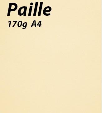 papier Paille A4 170g