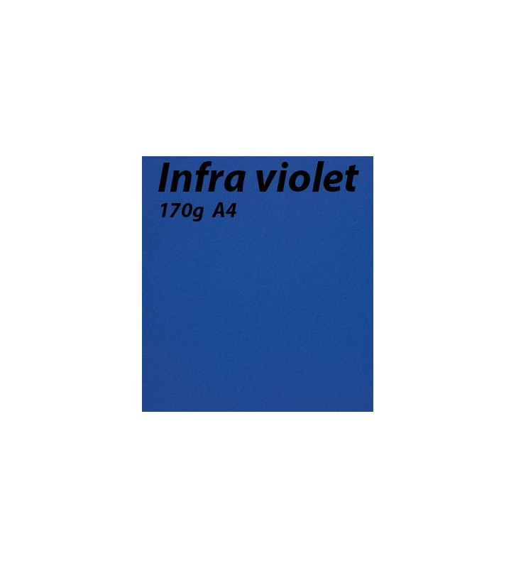 papier Infra-Violet A4 170g