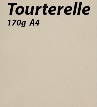 papier Tourterelle A4 170g