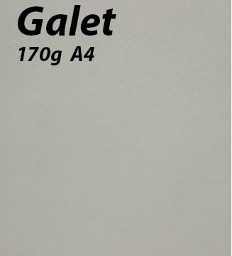 papier Galet A4 170g