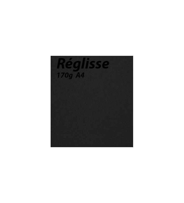 papier Réglisse A4 170g
