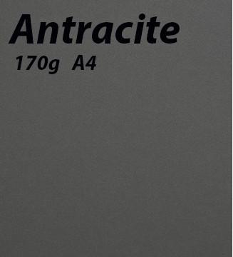 Papier 170g A4 Antracite