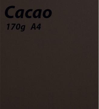 Papier 170g A4 Cacao