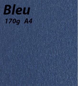 Papier 170g A4 Bleu