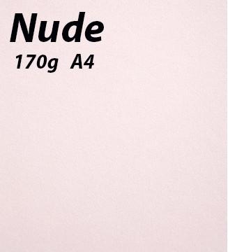Papier 170g A4 Nude