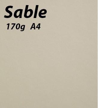 Papier 170g A4 Sable