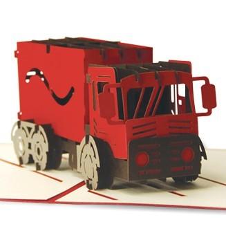 Kirigami Camion