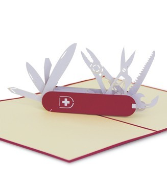 Kirigami Couteau Suisse