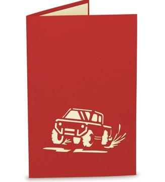 Couverture carte Pick-up