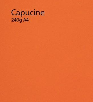 240g Capucine papier A4
