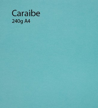 240g Caraïbe papier A4