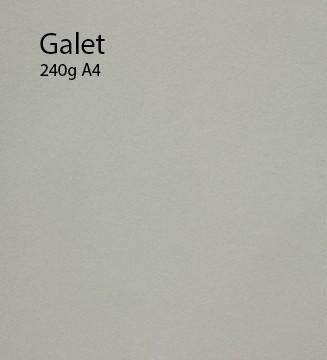 240g Galet papier A4