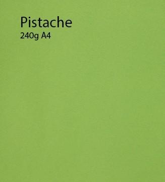 240g Pistache papier A4