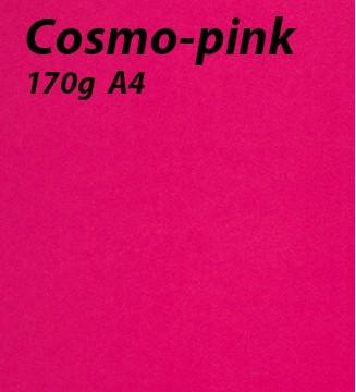 125 feuilles Cosmo-Pink