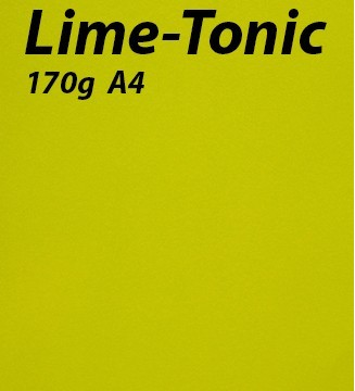125 feuilles Lime-Tonic