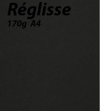 125 feuilles Réglisse