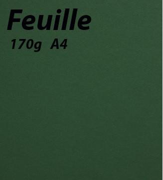 Feuille 170g A4
