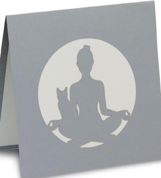 kirigami couverture Yoga