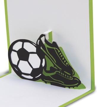 kirigami chaussures de foot