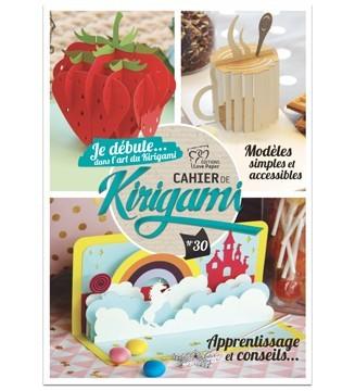 cahier de kirigami numero 30