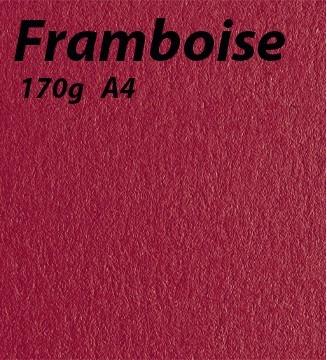 papier Framboise A4 170g