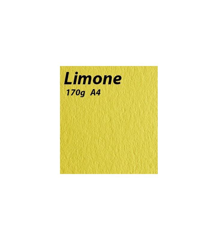 papier Limone A4 170g