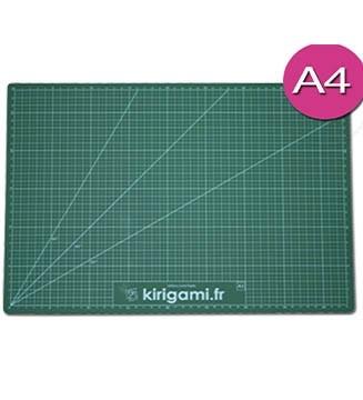 planche de découpe A4   cutting map
