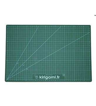 cutting map  planche de découpe A3