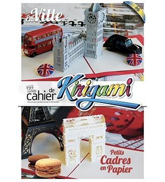 Cahier de kirigami N°21
