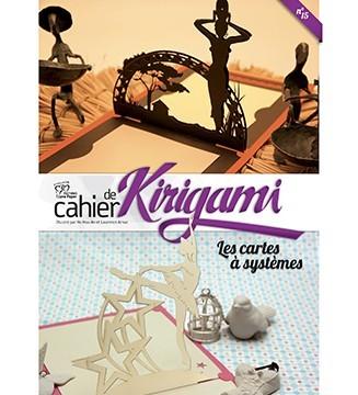 Cahier de kirigami N°15