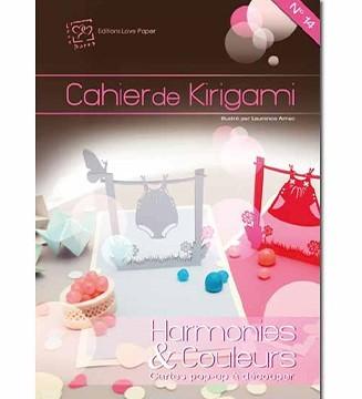 Cahier de kirigami N°14