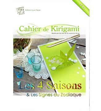 Cahier de kirigami N°12