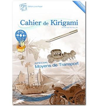 Cahier de Kirigami N°11