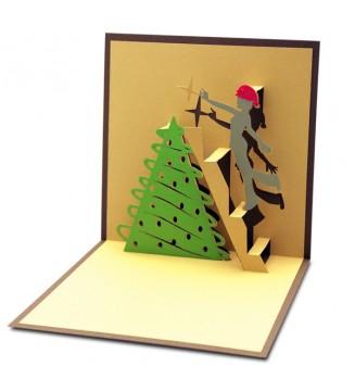 Noël Silhouette